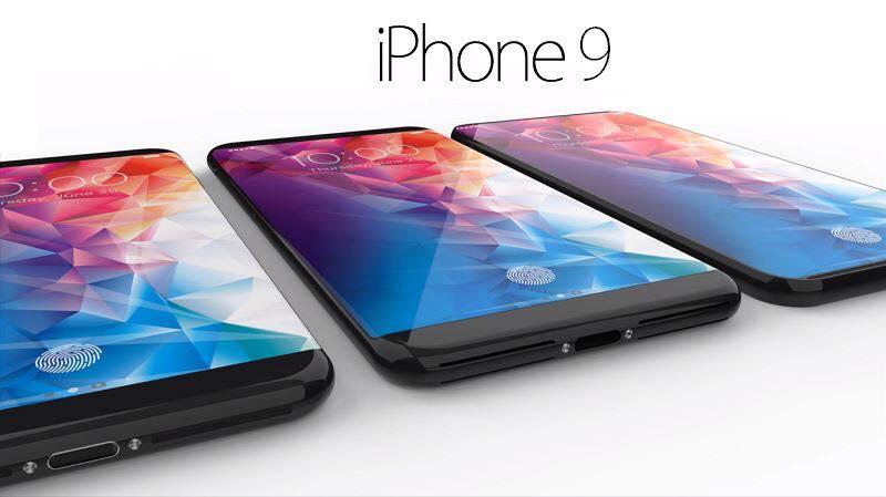 Jaki będzie wyświetlacz w iPhone 9?