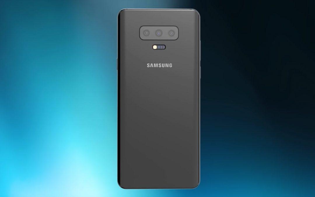 Samsung także wyda w tym roku trzy modele serii Galaxy S10