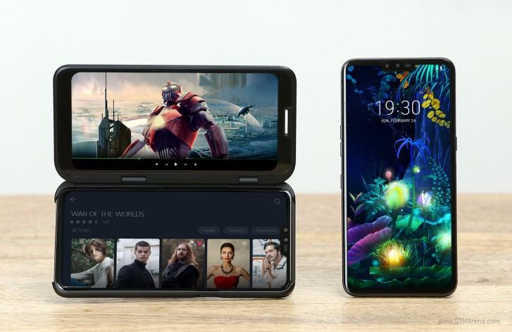 Poznaliśmy cenę smartfona LG V50 ThinQ 5G