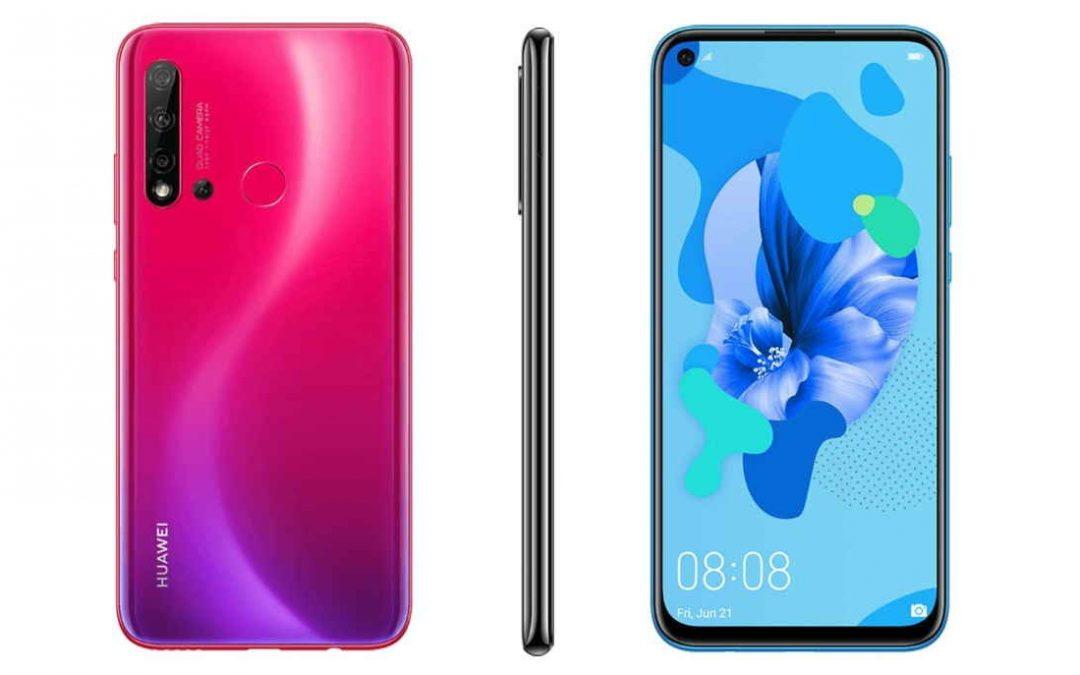 Nadchodzi Huawei P20 Lite 2019