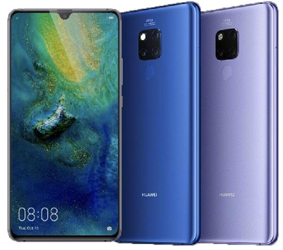 Pierwszy smartfon z 5G w Polsce – Huawei Mate 20 X 5G