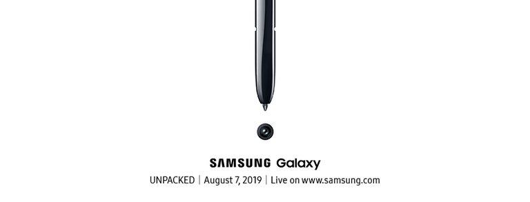Poznaliśmy datę premiery Samsung Galaxy Note 10